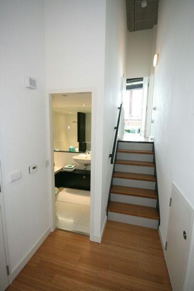 Split Level Hall View 1