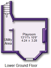 Floorplan (Lower Ground)