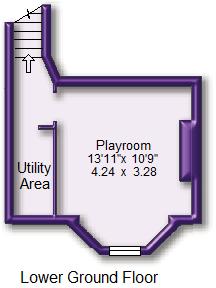 Floorplan (Lower Ground)