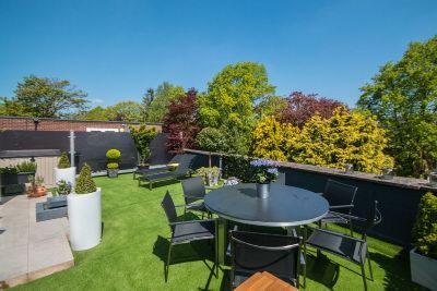 Roof Garden 4