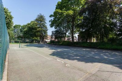 Bowdon Garden Tennis Court