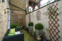 Enclosed Courtyard Patio 2