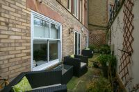 Enclosed Courtyard Patio 3