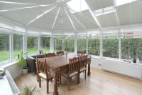Conservatory Style Dining Area