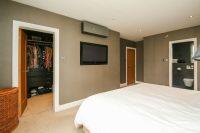 Principal Bedroom Aspect 3