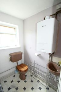 Utility and WC