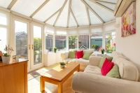 Conservatory Living Area
