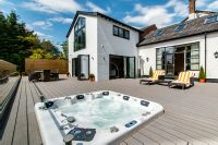 Upper Terrace/Hot Tub