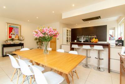 Dining Kitchen Area 2