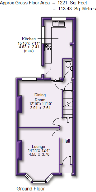Floorplan (Ground Floor)