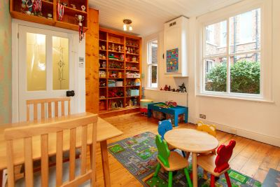 Dining Room/Play Room