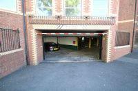Parking Area Entrance