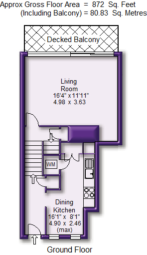 Floorplan (Third Floor)