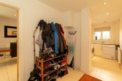 Utility/Cloaks Room