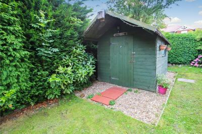 Timber Shed