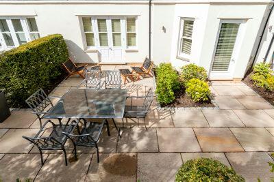 Courtyard Garden 4