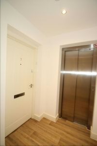 Lift and Private Entrance