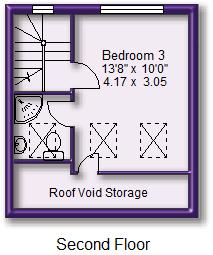 Floorplan (Second Floor)