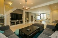 Living and Games Room