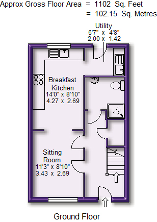 Floorplan (Ground)