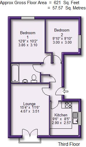 Floorplan (Third Floor)