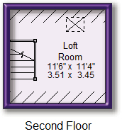 Floorplan (Loft Room)