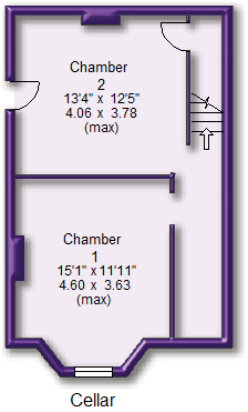 Floorplan (Cellars)