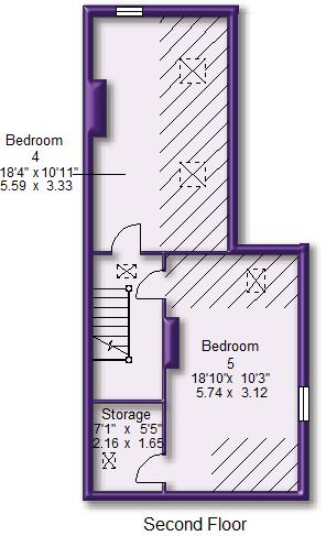 Floorplan (Second)