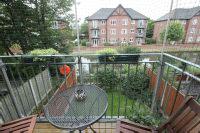 Balcony overlooking Canal