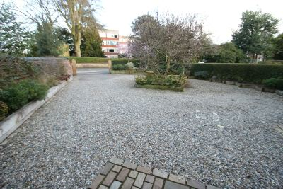 Driveway and Front Garden