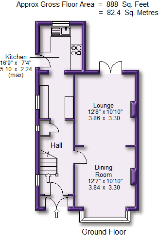 Floorplan (Ground)