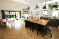 Open Plan LivingDining Kitchen