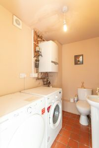 Ground Floor WC/Utility