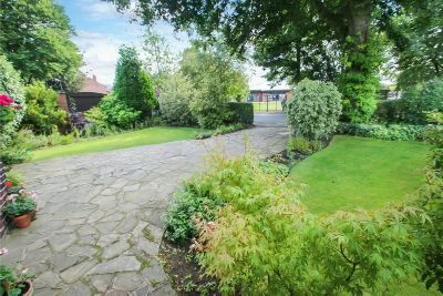 Large Front Garden