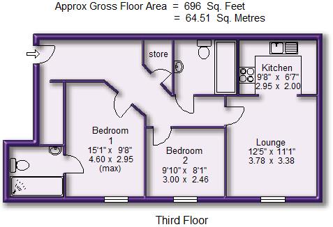 Floorplan (Third)
