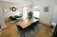 Open Plan Dining+Sitting Room